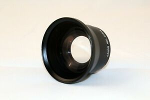 Canon Pro-5050 Super Wide Converter 0.7x 55mm with Case and Hoya Polarizer