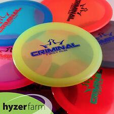 Dynamic Discs First Run Lucid Criminal *pick weight/color* Hyzer Farm disc golf