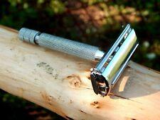 Vintage Gillette aristócrata británico Parat cohete Jr. Safety Razor 694093 Excelle