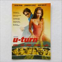 U-Turn Postcard (P385)