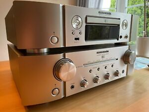 Marantz ND8006 u. PM8005 Netzwerk-CD Player + Stereo Verstärker als Traumkombi