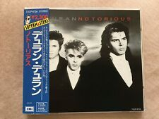 DURAN DURAN-Notorious-86/1991 CD Japan