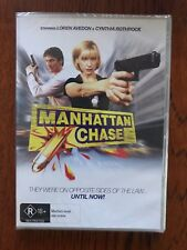 Manhattan Chase DVD Region 4 New & Sealed Loren Avedon - Cynthia Rothrock RARE