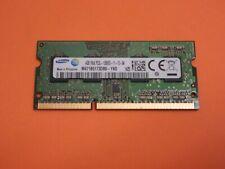 Samsung 4GB (1-Stick) PC3-12800 DDR3 1600 SODIMM Laptop Memory M471B5173DB0-YK0