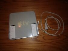 Apple TV 1st Generation Digital Media Streamer A1218 with Cord and 2 Remotes
