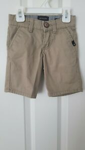 Toddler Boys Quiksilver Khaki Shorts 3T