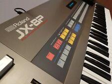 Roland JX-8P con Programmatore PG800v e Cartdrige M-16C