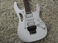 Ibanez JEM555-WH Weiß Steve Vai Signature E-Gitarre Electric Guitar NEU NEW