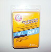 Arm & Hammer EUREKA CMF-1 - Pack of 2 - Odor Eliminating Vacuum Filters  - NEW