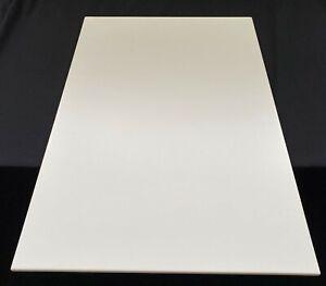 Holzplatte Bistroplatte Tischplatte weiß 120x70cm