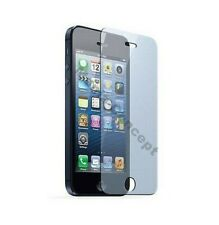 SCREEN PROTECTION FILM GLASS LCD IPHONE 5 5S 5C MOXIE TOUGHENED GLASS 2.5 D