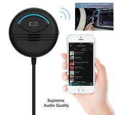 IC handsfree wireless Car Noise Cancelling AUX led charger air vent bluetooth