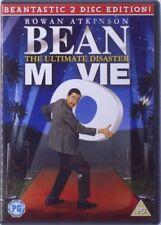 BEAN THE ULTIMATE DISASTER MOVIE 2-DISC DVD w/ ROWAN ATKINSON & BURT REYNOLDS