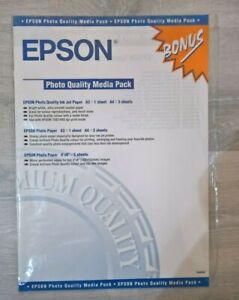 Epson Photo Quality Media Pack