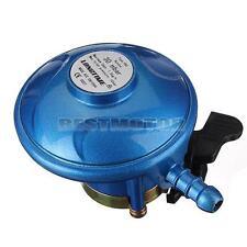 30 Mbar Butane Gas Low Pressure Regulator on/off For Calor 21mm Clip On Bottle