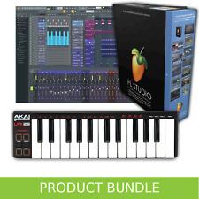 Akai LPK25 and FL Studio 20 Educational Recording Bundle
