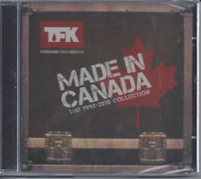 Thousand Foot Krutch-Made In Canada 1998-2010 Collection Christian Nu Metal(New)