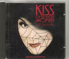 CD COMEDIE MUSICALE BROADWAY 23 TITRES--KISS OF THE SPIDER WOMAN--RIVERA/CARVER