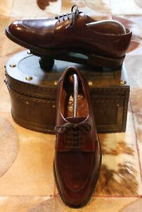 CHURCH'S 'ARLINGTON' Brown Leather Split Toe Derbys - UK 9F