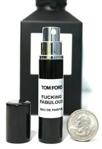 TOM FORD...FUCKING FABULOUS   Perfume Samples Atomizers   Unisex Free Ship
