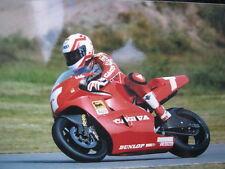 Photo Cagiva GP500 C592 1992 #7 Eddie Lawson (USA) Dutch TT  Assen
