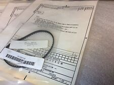 Honeywell 1858 0790G Visicorder Oscillograph DRIVE BELT 16822609-001 NEW $49