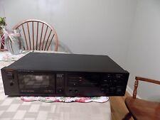 Luxman K-110 Stereo Cassette Tape Deck Recorder Black