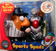 New York Yankees MLB Mr Potato Head Licensed Character New in Box 00199