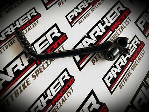 Pit Bike Race Kick Start Lever 16mm - Black -  KTM Bend