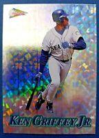 1994 Pacific Crown Silver Prisms #8 Ken Griffey Jr. Seattle Mariners HOF