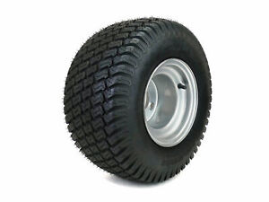 "(1) Hustler Rear Wheel Assembly 18x8.50-8 for Raptor 42"" and 52"" - 604013"