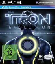 Tron Evolution ( mover compatible) PLAYSTATION 3 USADO