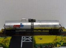 VINTAGE HO SCALE ROCO THERMICE TANK CAR LIQUID CO2 UTLX #85780 WEATHERED