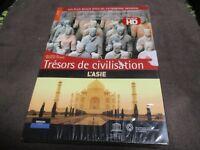 "DVD NEUF ""TRESORS DE CIVILISATION : L'ASIE"""