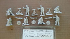 25mm Battle Honors  US Army 81mm Mortars Vietnam War