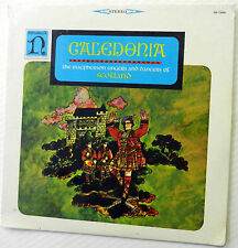 CALEDONIA MacPHERSON SINGERS & DANCERS of SCOTLAND sealed LP