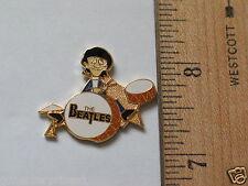 Beatles Drum Set Pin , (#7) Dated
