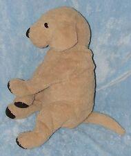IKEA Plush Tan Brown Golden Retriever Gosig Puppy Dog Stuffed Animal Soft Toy