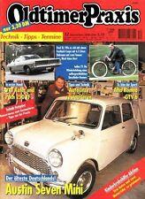 OP0012 + TT-INDIAN von 1921 + PUCH 250 TF + Oldtimer Praxis 12/2000