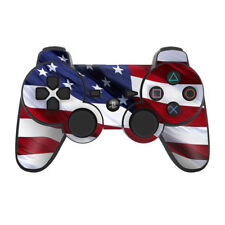 Sony PS3 Controller Skin - Patriotic by Flags - DecalGirl Decal