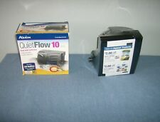 Aqueon  QUIET FLOW 10 POWER FILTER For Up To  20 Gallon Aquariums
