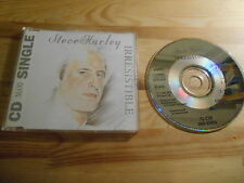 CD Rock Steve Harley - Irresistible (3 Song) MCD CTE REC sc / Cockney Rebel