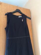 Christine Laure T 42 Tres Belle Robe Noire en parfait état Comme Neuf