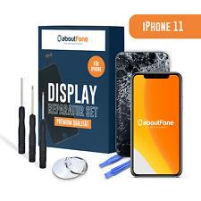 Für iPhone 11 Display Vormontiert RETINA HD OLED Bildschirm LCD Touch Screen