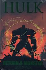 Incredible Hulk: Return of the Monster by Jones Azzarello JR Jr & more HC Marvel