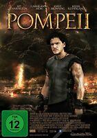 POMPEII (KIT HARINGTON, EMILY BROWNING, CARRIE-ANNE MOSS,...) DVD NEU