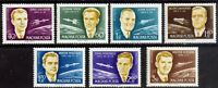 Hungary-1962 Space exploration. Astronauts Gagarin, Titov and etc. Catalog-7.50€