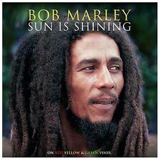 Bob Marley-Sun es brillante (180g Amarillo y Verde Vinilo 3LP) Nuevo/Sellado