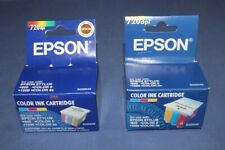 Expired Epson Stylus 820 Color II or 1500 Color IIs Ink Cartridges (2 units)