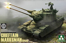 Takom 1/35 2039 British Chieftain Marksman Spaag